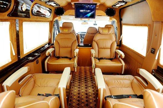 dcar limousine vung tau